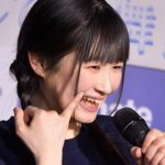 会沢紗弥さんの前歯や歯並び(歯列矯正スタート)