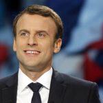 マクロン大統領の前歯や歯並び(すきっ歯)Macron's teeth