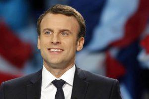 フランス マクロン大統領