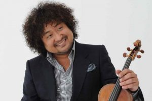 葉加瀬太郎 バイオリニスト