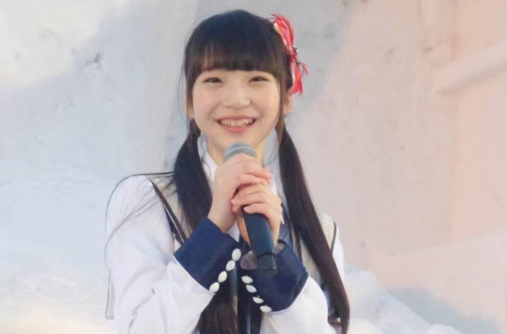 荻野由佳 NGT48