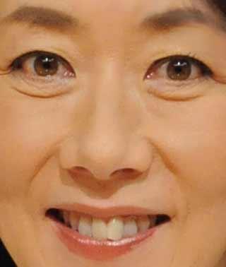 長野智子 歯並び