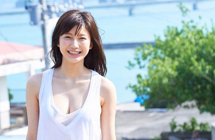 小倉優香 かわいい写真