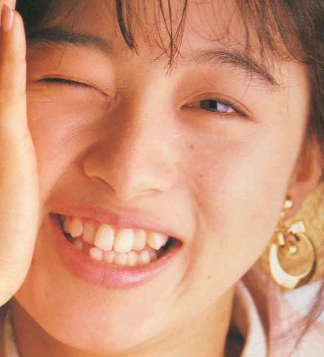 渡辺美奈代 アイドル時代の写真