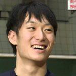 柳田将洋選手の前歯や歯並び(差し歯)