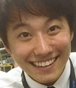 黒瀬翔生アナウンサー 歯
