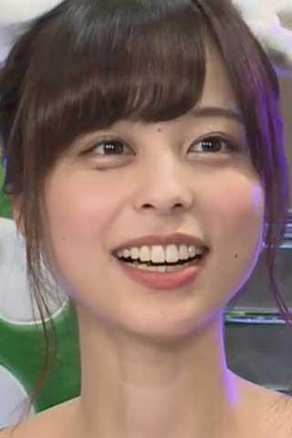 山本萩子 前歯