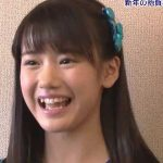 横山玲奈さんの前歯や歯並びを批評(八重歯)