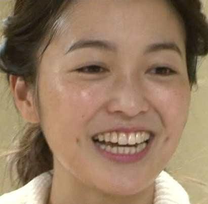福田典子アナウンサー すっぴん写真