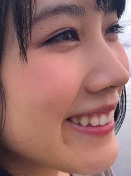 松本穂香 前歯