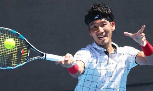 杉田祐一 テニス