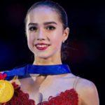 アリーナ・ザギトワ選手の前歯や歯並びを批評