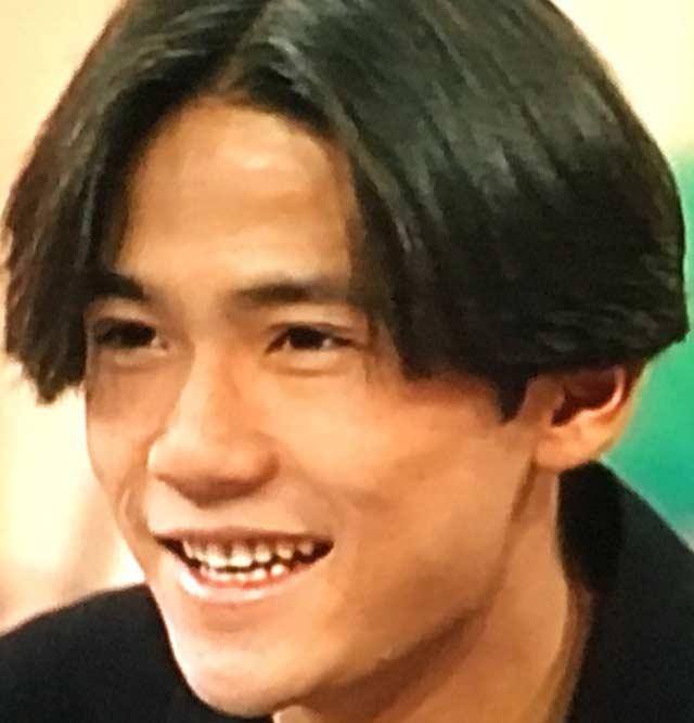 稲垣五郎 若い頃の写真