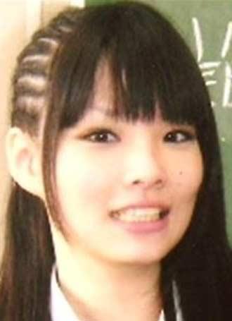 秋元梢 高校時代の写真