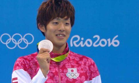 坂井聖人 オリンピック