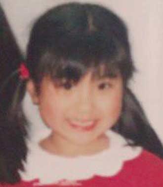 ラ・ファーファ もも 子供の頃の写真