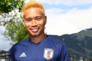 長友佑都 サッカー日本代表
