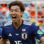大迫勇也選手の前歯や歯並びを批評(欠けた歯)