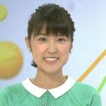 近江友里恵アナウンサーの前歯や歯並びを評論