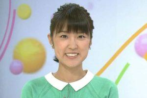 近江友里恵 NHK