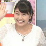 川添佳穂アナウンサーの前歯や歯並びを批評