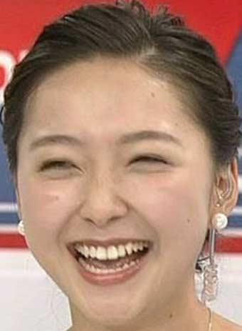 畠山愛理 かわいい笑顔