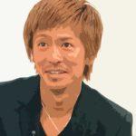 【V6】森田剛さんの前歯や歯並びを批評(ダブル八重歯)