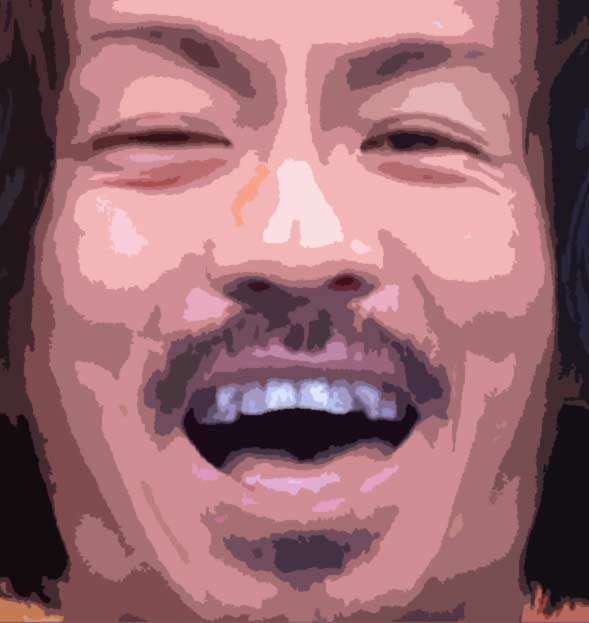 森田剛 前歯