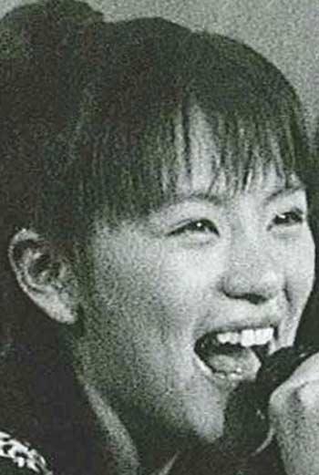 今井絵理子 SPEED 八重歯