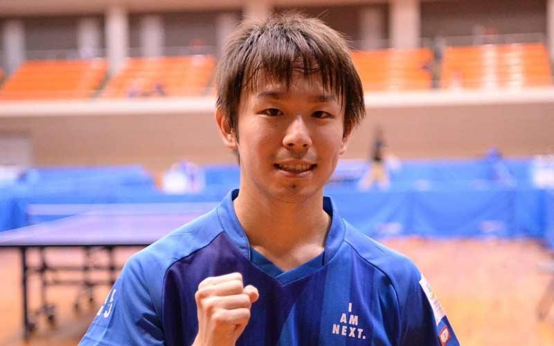 丹羽孝希 卓球選手