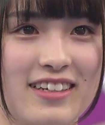 大園桃子 歯
