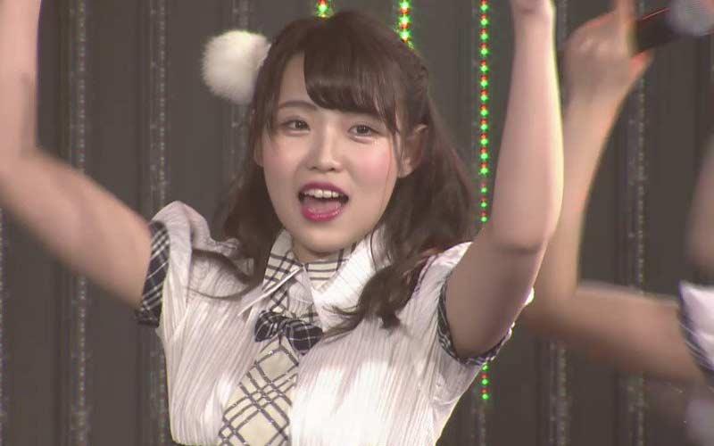 植村梓 NMB48