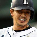 浅村栄斗選手の前歯や歯並びを批評(差し歯)