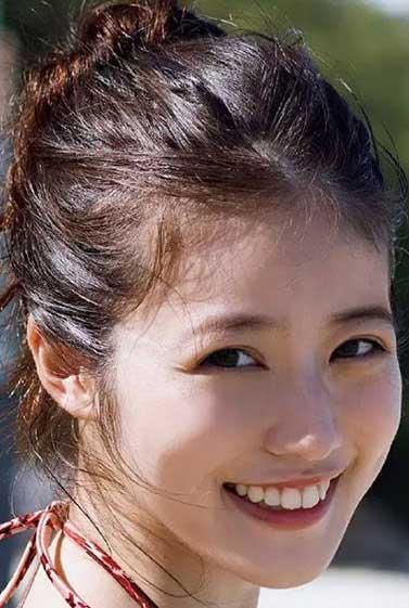 今田美桜 歯