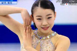 紀平梨花 フィギアスケート
