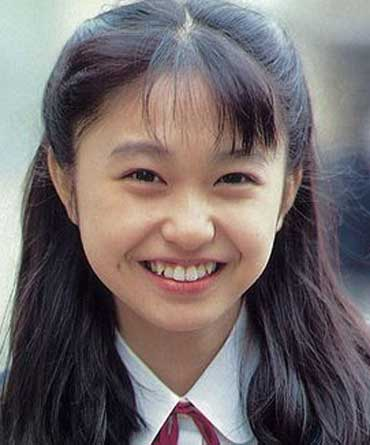 小川範子 若い頃の写真