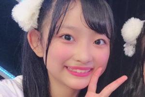 馬場彩華 HKT48