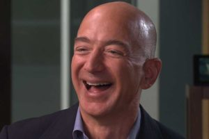 Jeff Bezos teeth