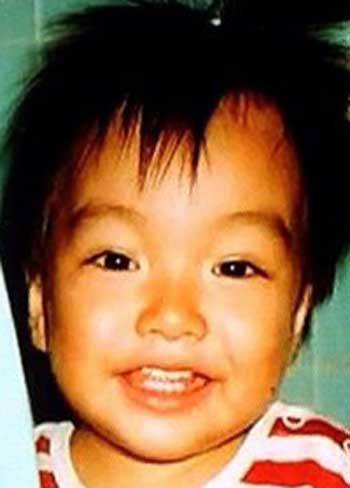 三浦大知 子供のころの写真