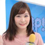 岩田絵里奈アナウンサーの前歯や歯並びを批評