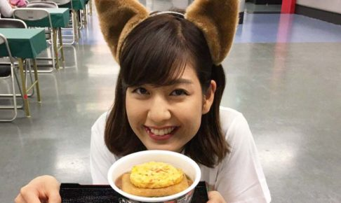 桝田沙也香アナウンサー