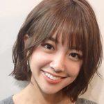 中川絵美里さんの前歯や歯並びを批評(マウスピース矯正⇒差し歯?)