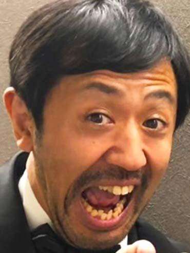濱津隆之 歯