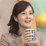 鈴木奈穂子アナウンサーの前歯や歯並びを批評