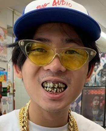 オカモトレイジ 歯