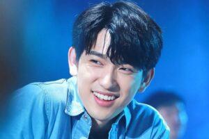 Jinyoung GOT7 歯